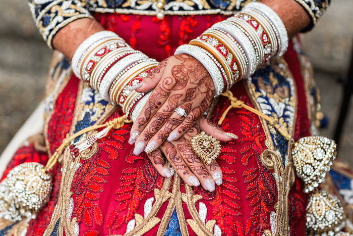 How important of a Punjabi Brides Choora